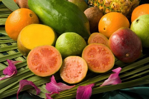 Eating fruit is great for your health