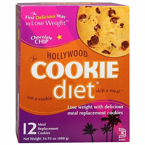healthy weight loss cookie diet