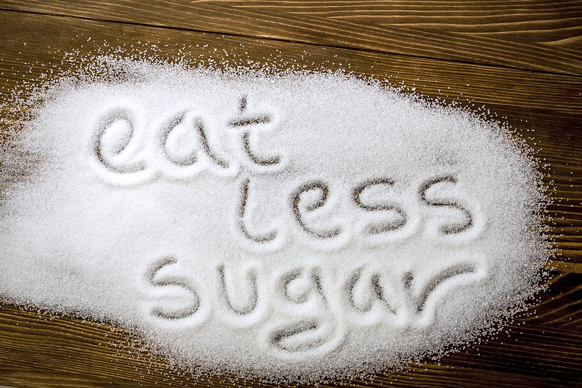 How much sugar should you eat in one day