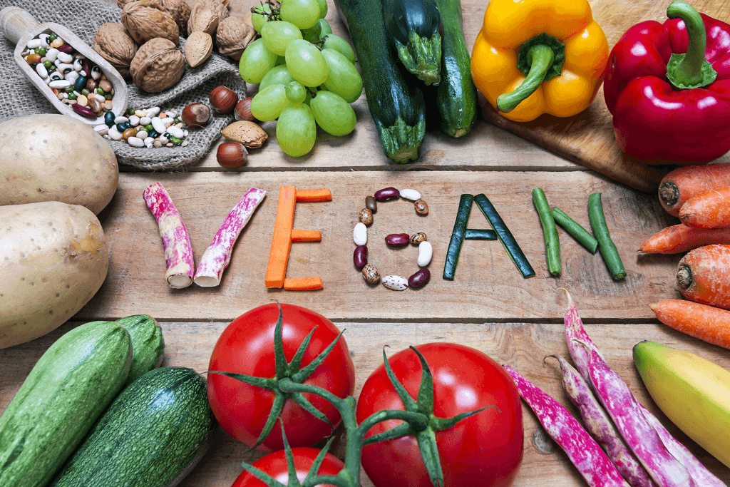 is a plant based diet like a vegan diet?